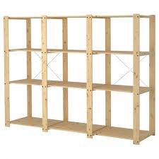 Wood Shelving Plans Garage by Basement Enchanting Basement Decorating Interior With Ikea Garage