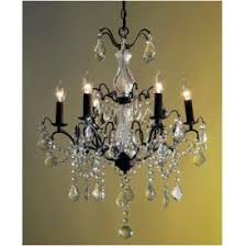 French Chandelier Antique Coloured Cut Glass French Chandeliers Homesdirect365