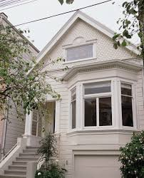 bay window front porch traditional with wicker chair traditional