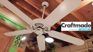 Craftmade Fans Craftmade Decorative Ceiling Fan Youtube