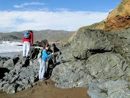 more pillow basalt at rodeo cove magma laude agu blogosphere