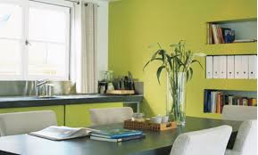 cuisine moderne jaune décoration peinture cuisine jaune orange 27 vitry sur seine