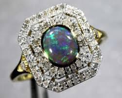 art deco opal rings buy art deco opal rings online opal auctions