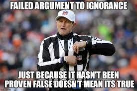 Nfl Bandwagon Memes - logical fallacy referee album on imgur