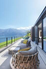 Modern Designs by Patricia Urquiola Designs Idyllic Lake Como Hotel Il Sereno