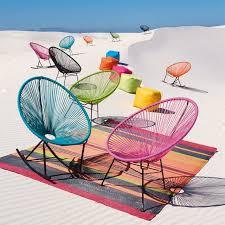 fauteuil de la maison coup de coeur le fauteuil acapulco frenchy fancy