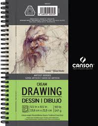 artist series drawing u0026 sketching pads by canson raw materials