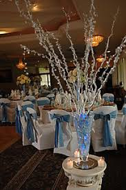 Led Branch Centerpieces by Decor Archive The Finishing Touch Events