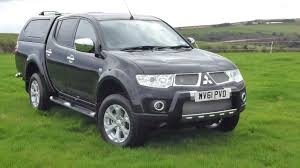 mitsubishi l200 barbarian 2011 youtube