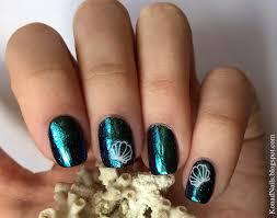 konad addict chrome nail art powder