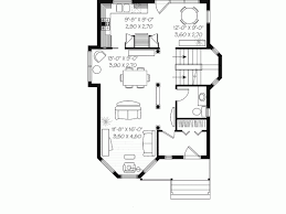 typical house floor plan house plans