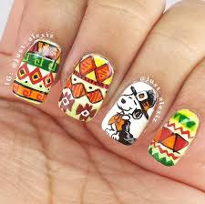 18 best thanksgiving nails images on pinterest fall nail art