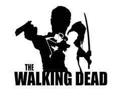 walking dead wrapping paper the walking dead decal with for a yeti