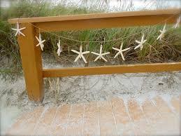 beach wedding decor starfish garland bridal shower decor