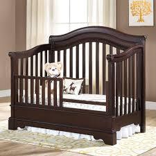 Espresso Nursery Furniture Sets by Bertini Castlebrook 4 In 1 Convertible Crib Espresso Babies