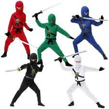 Ninja Costumes Halloween Kids Lego Costumes Ebay