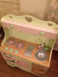 elc wooden toy kitchen in frome somerset gumtree