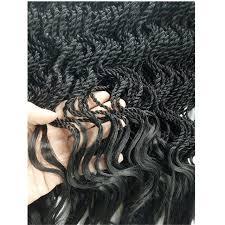 how to pretwist hair pervado hair 14inch curly senegalese twist crochet braids hair