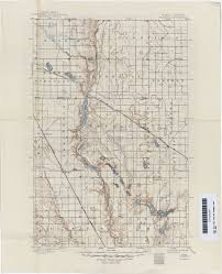 Nd Road Map North Dakota Historical Topographic Maps Perry Castañeda Map