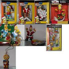 simpsons figurines ebay