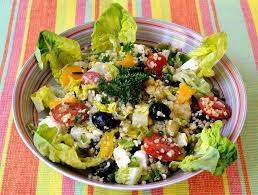 cuisiner le boulgour salade de boulgour aux légumes ma cuisine santé