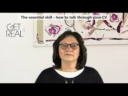 Walk Me Through Your Resume Sample by The Essential Skill How To Talk Through Your Cv Youtube