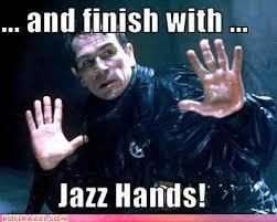 Tommy Lee Jones Meme - image 29473 jazz hands know your meme