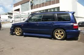widebody subaru forester subaru forester kit gt refinishers blog