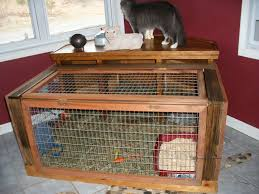 Homemade Rabbit Cage Show Me Your Rabbit Housing Backyard Chickens