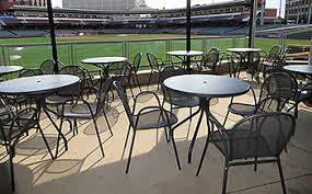 Outdoor Restaurant Chairs Commercial Outdoor Furniture