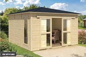 bureau de jardin en kit cabane de jardin 15m2 cabane rangement jardin maisondours