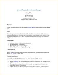 office clerk resume objective service samples front s peppapp