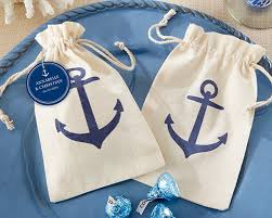 anchor theme baby shower nautical baby shower favors decor kate aspen