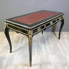 bureau boulle bureau louis xv de style boulle meubles louis xv