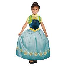 frozen costume disney frozen fever deluxe costume target