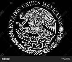 mexican flag symbol stock vector u0026 stock photos bigstock