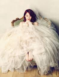 wedding dress korea gorgeous photos of korean in wedding dresses