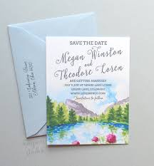 custom save the dates send the save the dates custom invitations unique wedding