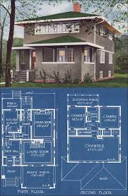front to back split house 78 best foursquare houses images on foursquare house