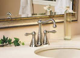Discount Bathroom Faucets And Fixtures by Pfister F046m0bu Marielle 2 Handle Mini Widespread Bathroom Faucet