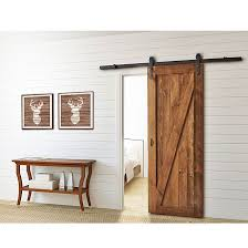 porte de chambre rona rona barn sliding door rail 199 holds up to 150lbs max 36
