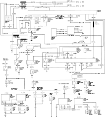 ford ranger wiring by color throughout 1985 wiring diagram
