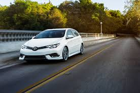 toyota hatchback 2017 toyota corolla priced at 19 365 corolla im hatch at 19 615