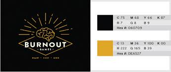 color combination with black 10 best 2 color combinations for logo design with free swatches