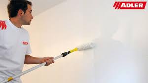 Wohnzimmer Neu Streichen Decke Und Wände Weiß Streichen Adler Youtube