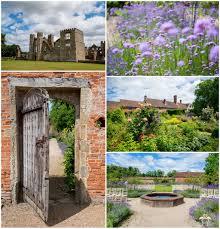 the walled garden at cowdray emma u0026 max