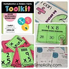 10 ways to practice multiplication facts teaching with simplicity
