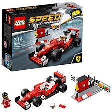speed chions ferrari speed chions 75879 scuderia ferrari sf16 h building set