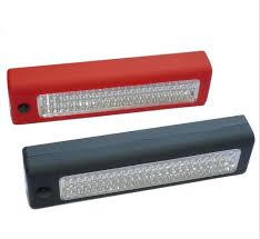 battery powered hanging l pir motion sensor light bar icoco battery powered led wireless