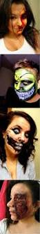 cougar makeup for halloween amazing halloween face paintings 40 pics